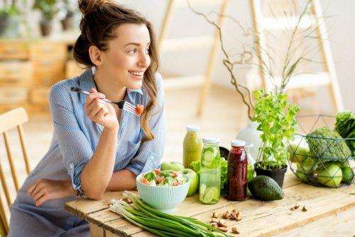 healthy food healthy smile healthy enamel