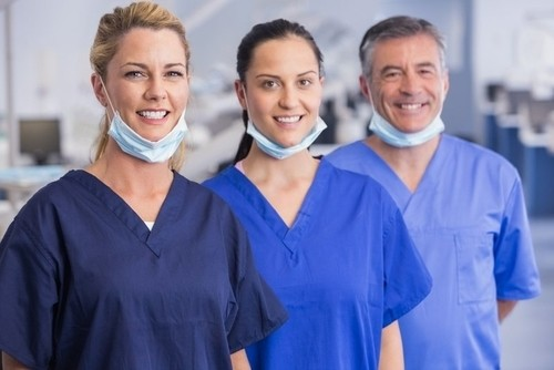 dental assistants week and dentist day